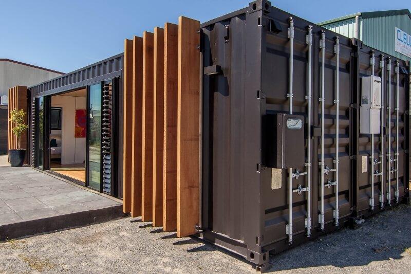 Casa container 2 container 60m²
