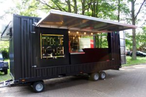 Container Food Truck Itinerante