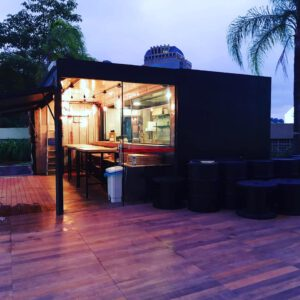 Container Pizzaria SPONTA